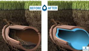 trenchless-plumber-before-after